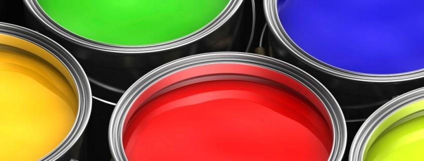 какой краской покрасить пенопласт