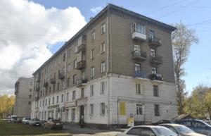 Сталинка в 1958 г. постройки