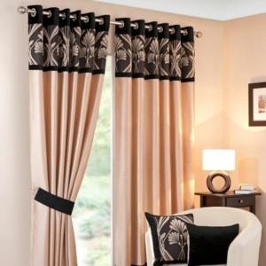 Как шить шторы к потолочному карнизу