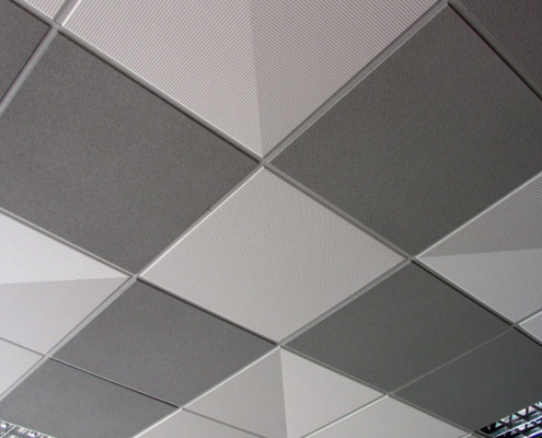 Акустический потолок от компании Армстронг