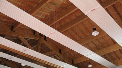 ик панели для отопления потолочные