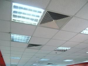 Кассетные подвесные потолки Армстрон